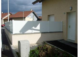 Angle de clôture PVC Lanister